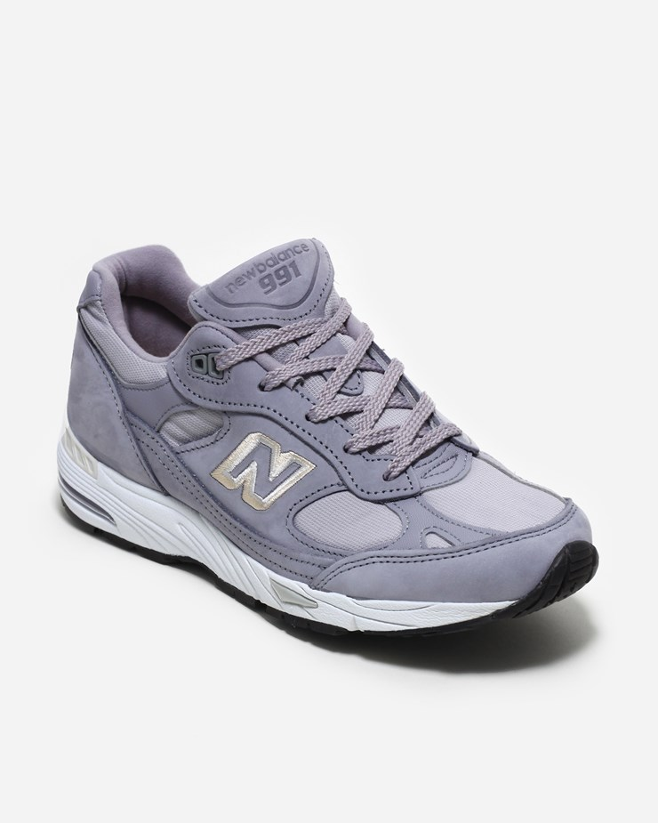 new balance 991 lilac