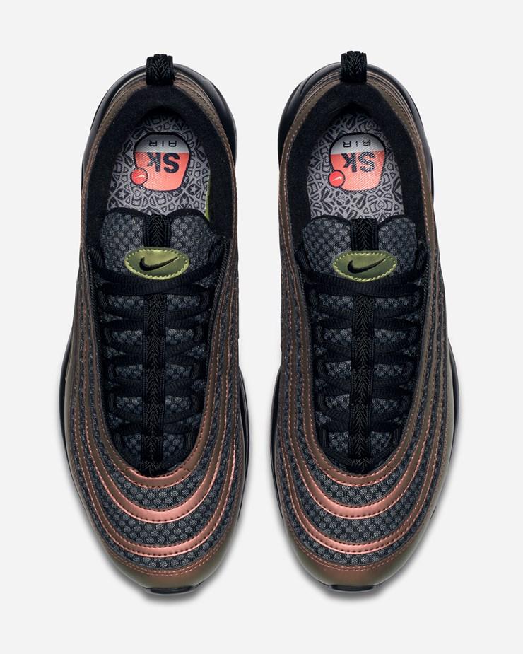 save off a344b 67b4a Nike Sportswear Skepta x Nike Air Max 97 Ultra  17 AJ1988 900 ...