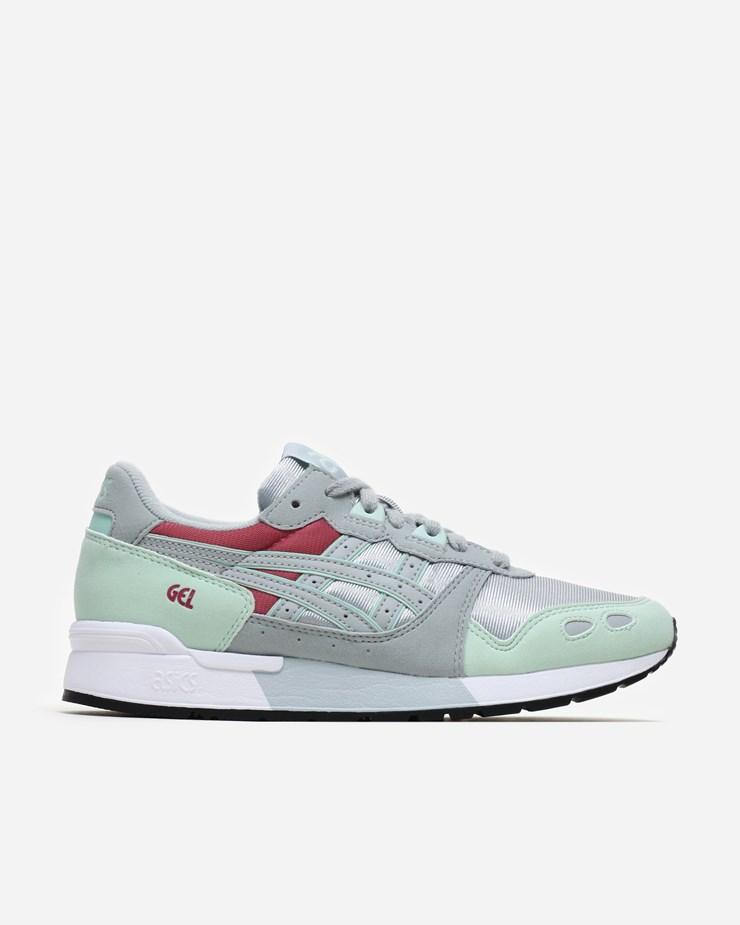 sports shoes a250f 6d392 Asics Gel Lyte Gossamer Green Mid Grey