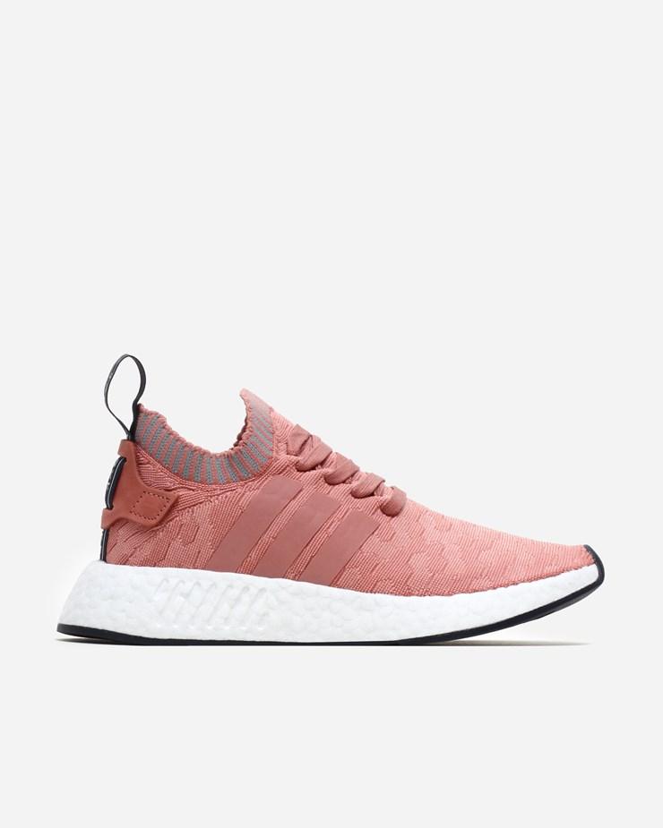 b2b4f2fbd Adidas Originals NMD R2 Primeknit W Raw Pink