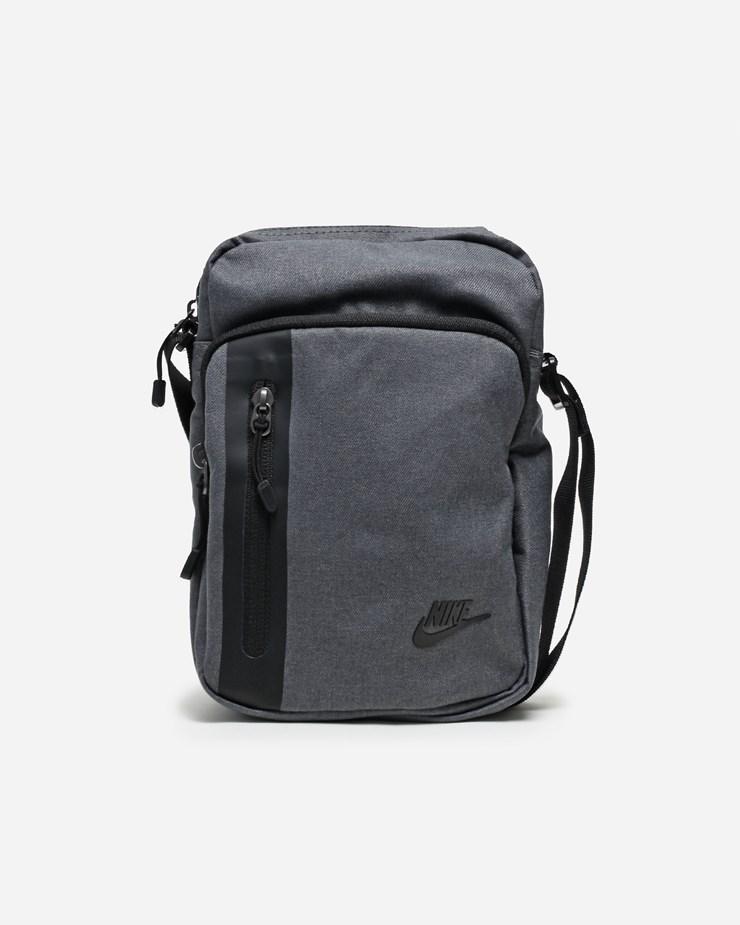 Nike Sportswear Tech Small Items Bag Dark grey Black aa2f1f136a