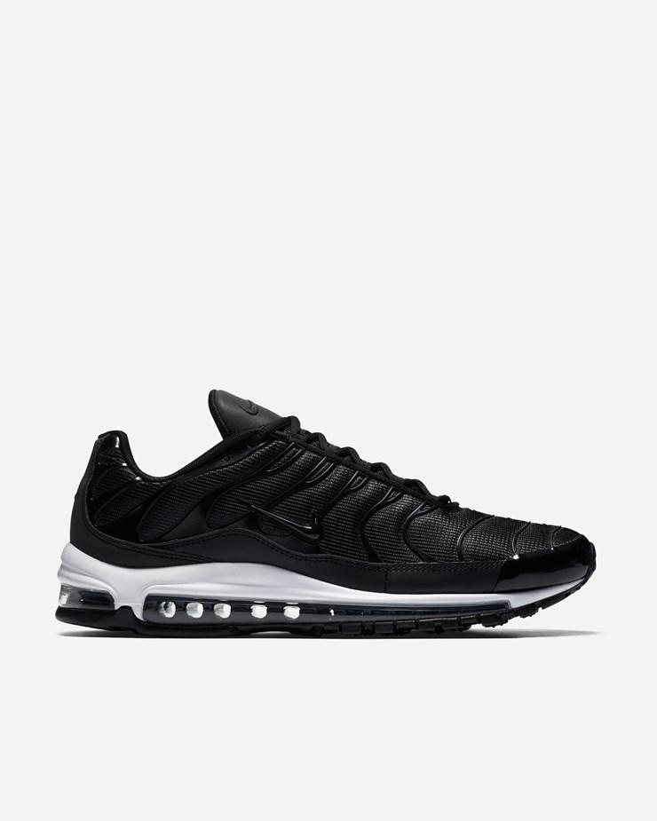 san francisco 1dc8d 47248 Nike Sportswear Air Max 97   Plus TN Black Anthracite White