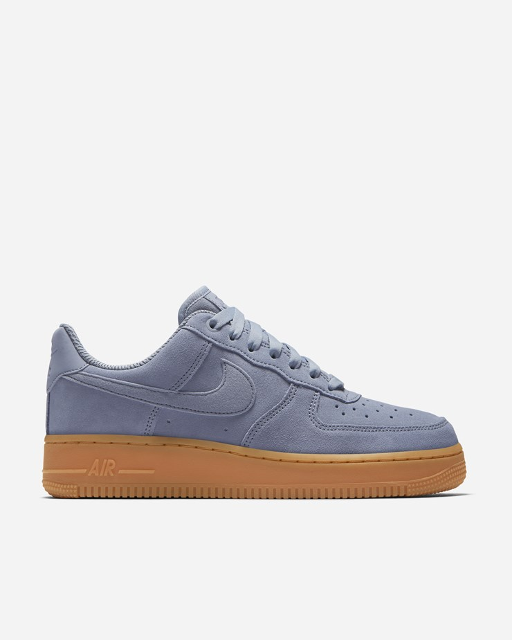 Nike Sportswear Air Force 1 '07 SE AA0287 001 | Glacier Blue