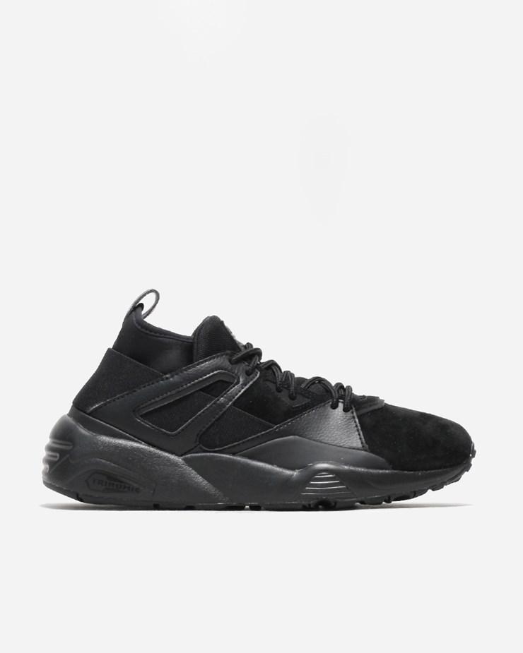 on sale 848f1 b2148 Puma Blaze Of Glory Sock Core 362038 001 | Black | Footwear ...