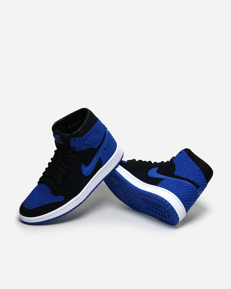 d4ffb445c0a2 Jordan Brand Air Jordan 1 Retro High Flyknit (GS) 919702 006