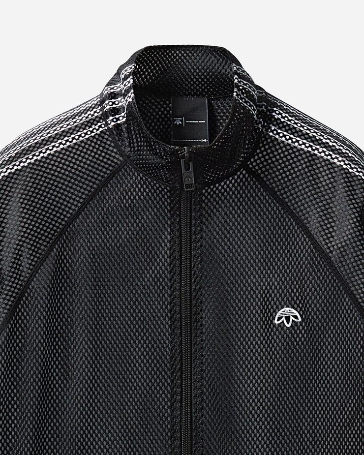 18d8f46b3ae Adidas Originals adidas Originals by Alexander Wang Mesh Track Top Black