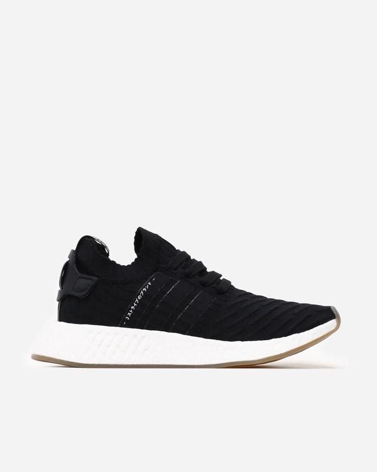 adidas 'Nmd_R2 Primeknit' Sneakers - Nude