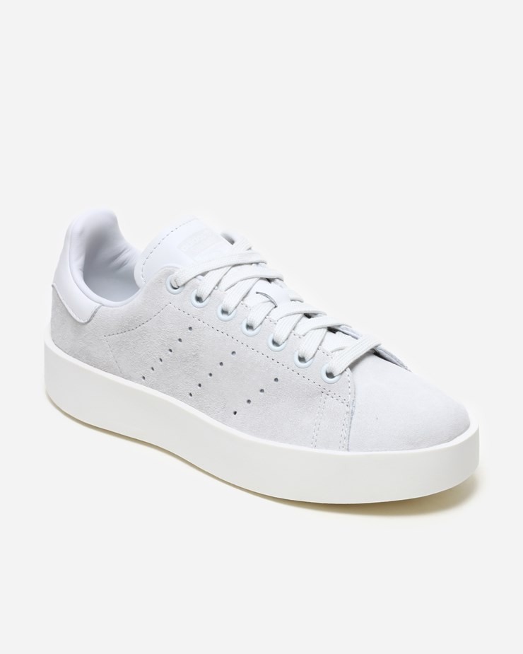 hot sale online 94aaa 1306a Adidas Originals Stan Smith Bold W CG3776  Crystal White  Fo