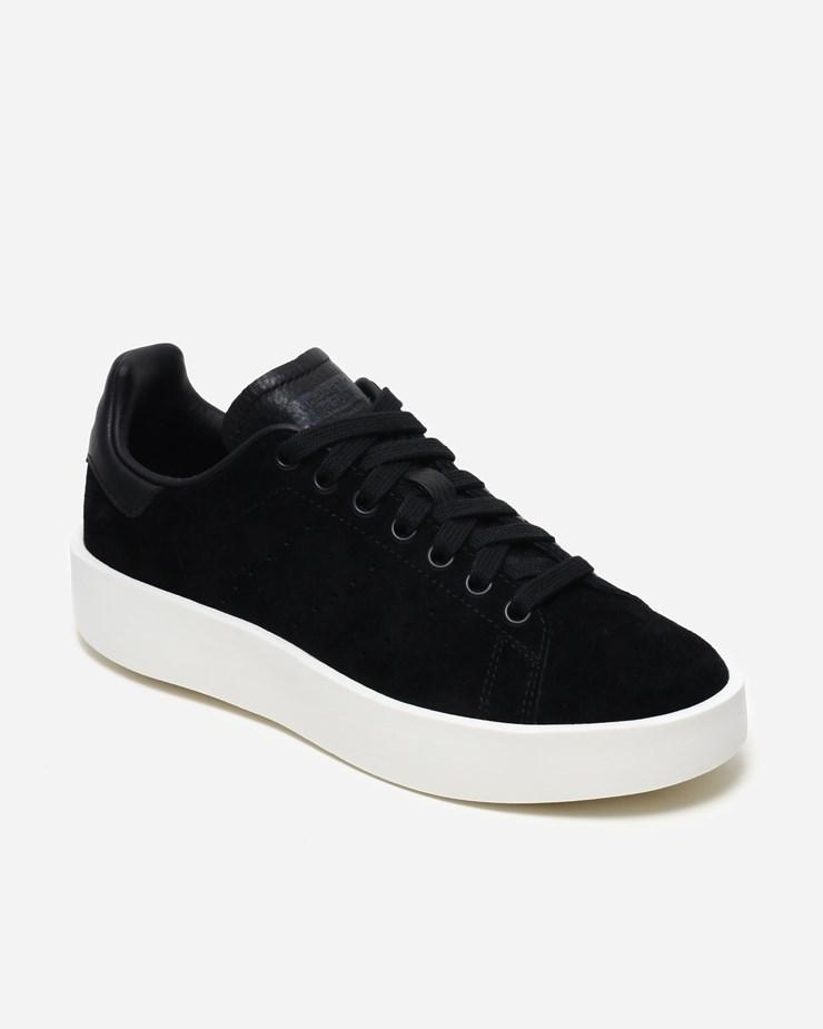 online retailer 97d23 f3d4c Adidas Originals Stan Smith Bold W CG3775   Core Black   Footwear ...