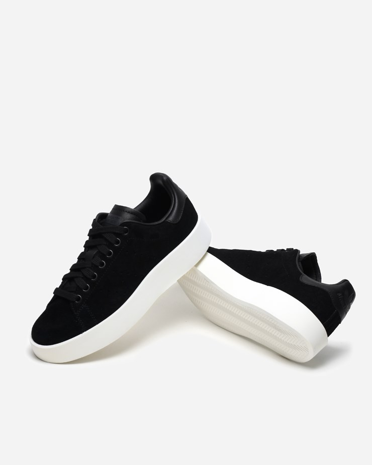 huge discount 85990 fd93a Adidas Originals Stan Smith Bold W CG3775 | Core Black ...