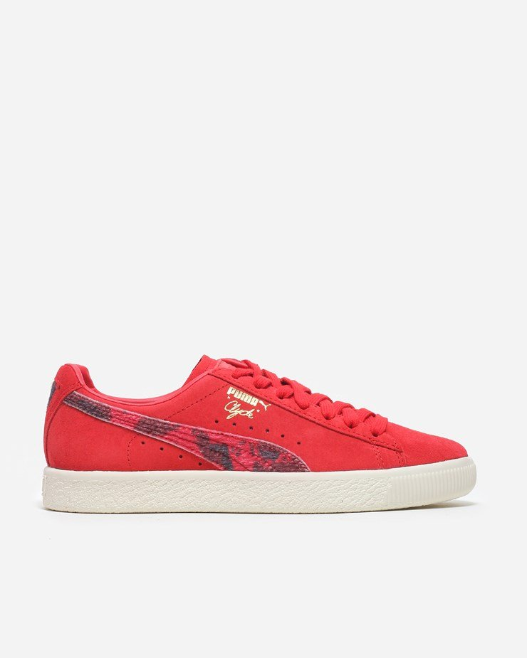 factory price a7918 cd04a Packer x Puma Clyde