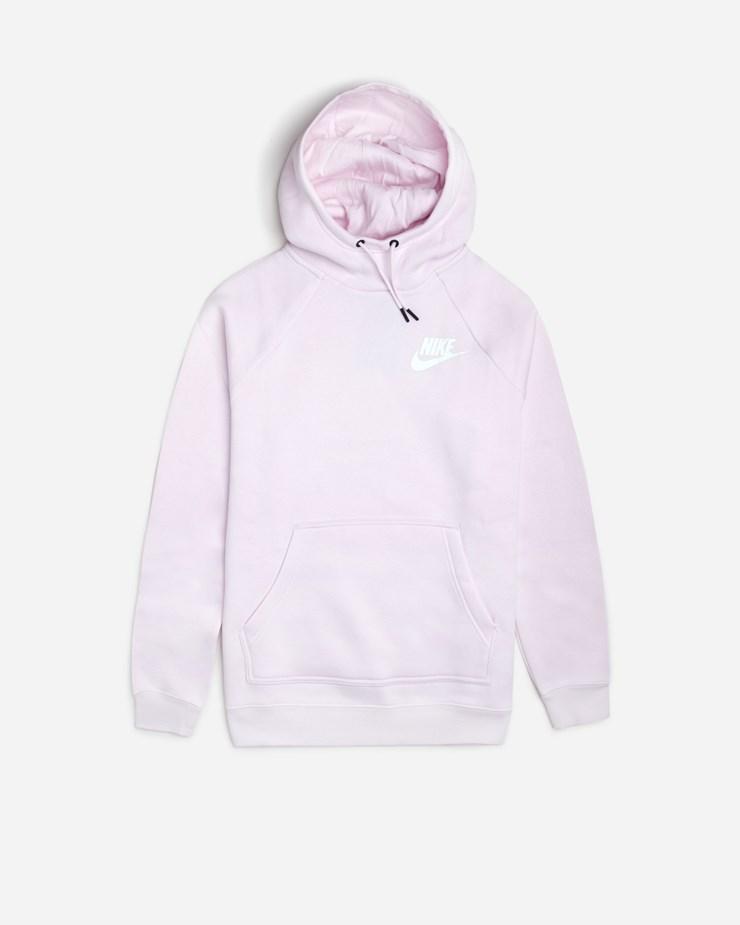 a16aeb4f76b6 Nike Sportswear Rally Hoodie Pearl Pink White