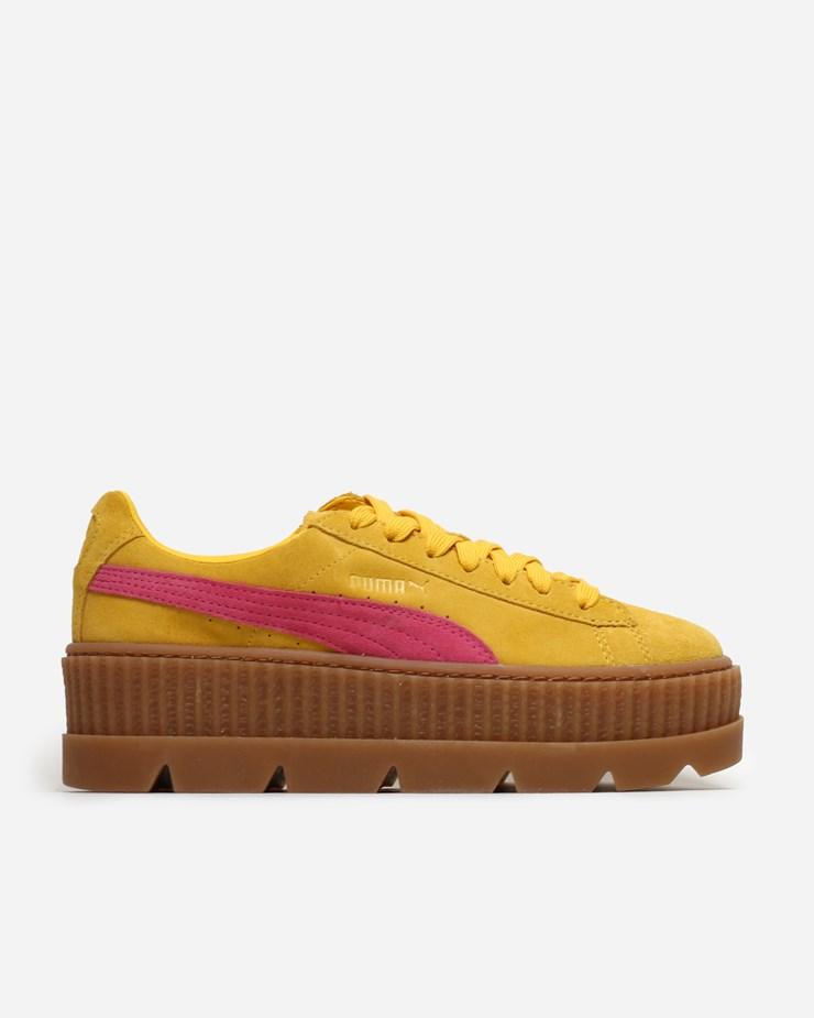 sports shoes c970d 96a1f Puma Fenty By Rihanna x Puma Cleated Creeper Suede 366268 ...