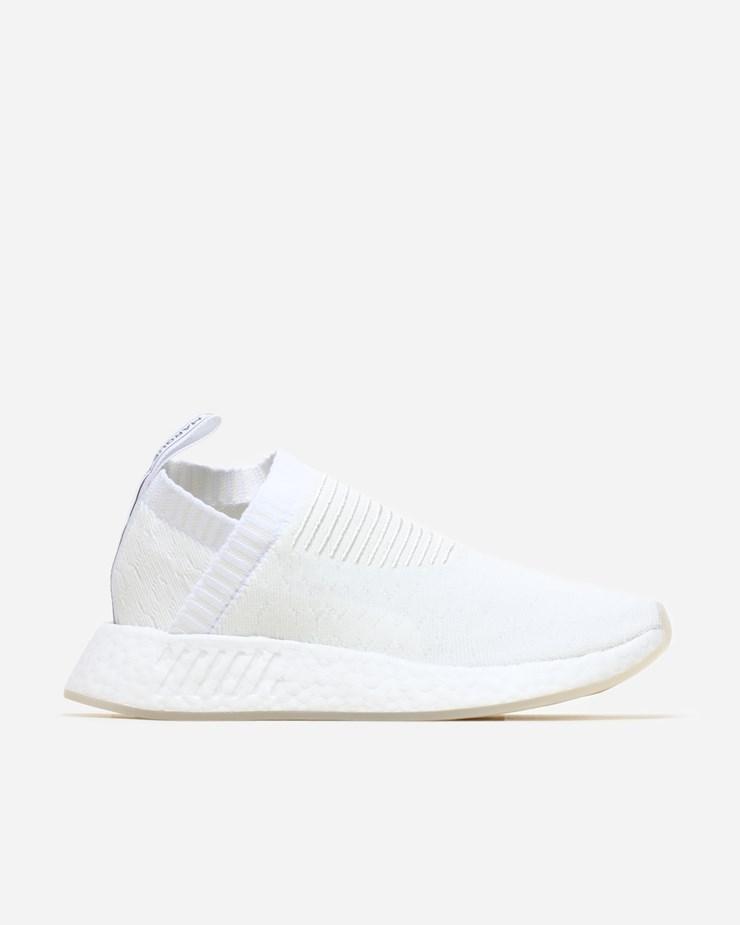 65aaf97da Adidas Originals NMD CS2 Primeknit W Core White