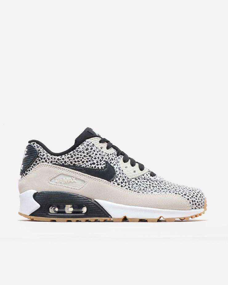 new concept d5e83 c6dab Nike Sportswear Air Max 90 Premium White Black Light Brown