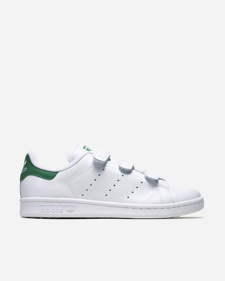 ce0183230 Adidas Originals Stan Smith CF White Green