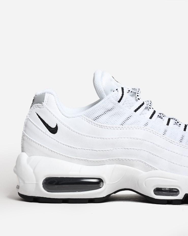 a45f04a00a Nike Sportswear Air Max 95 609048 109 | White/Black | Footwear ...