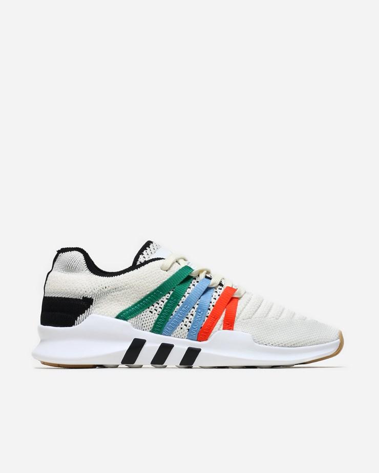 online store b1c45 1471c Adidas Originals EQT Racing ADV Primeknit Cream White