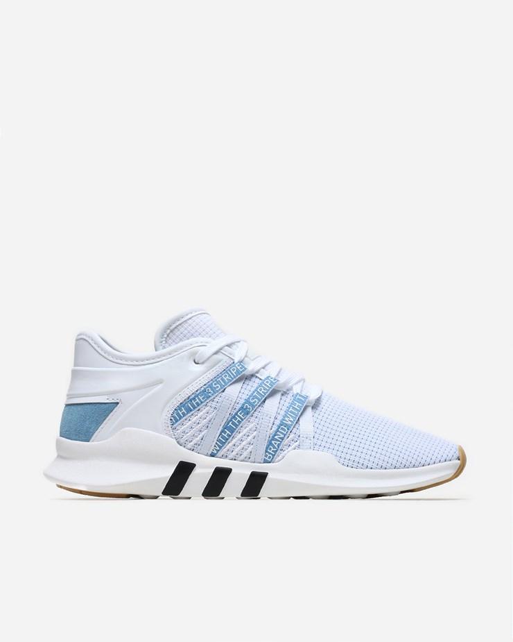 premium selection 6d2f2 2c72b Adidas Originals EQT Racing ADV White