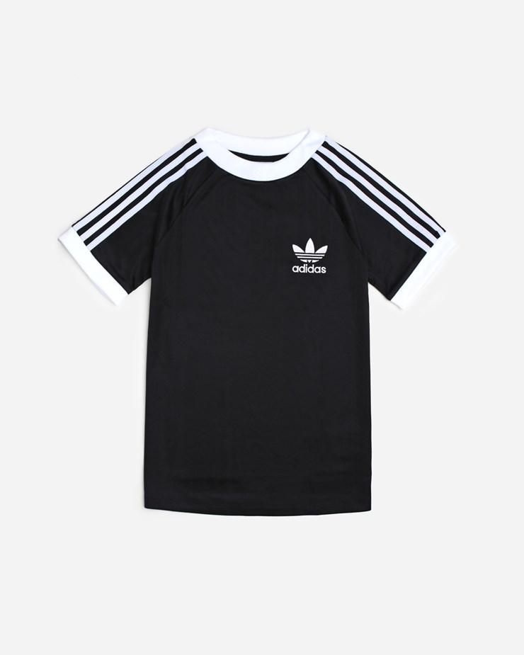 814517e99b63 Adidas Originals SC T-shirt Football Black White