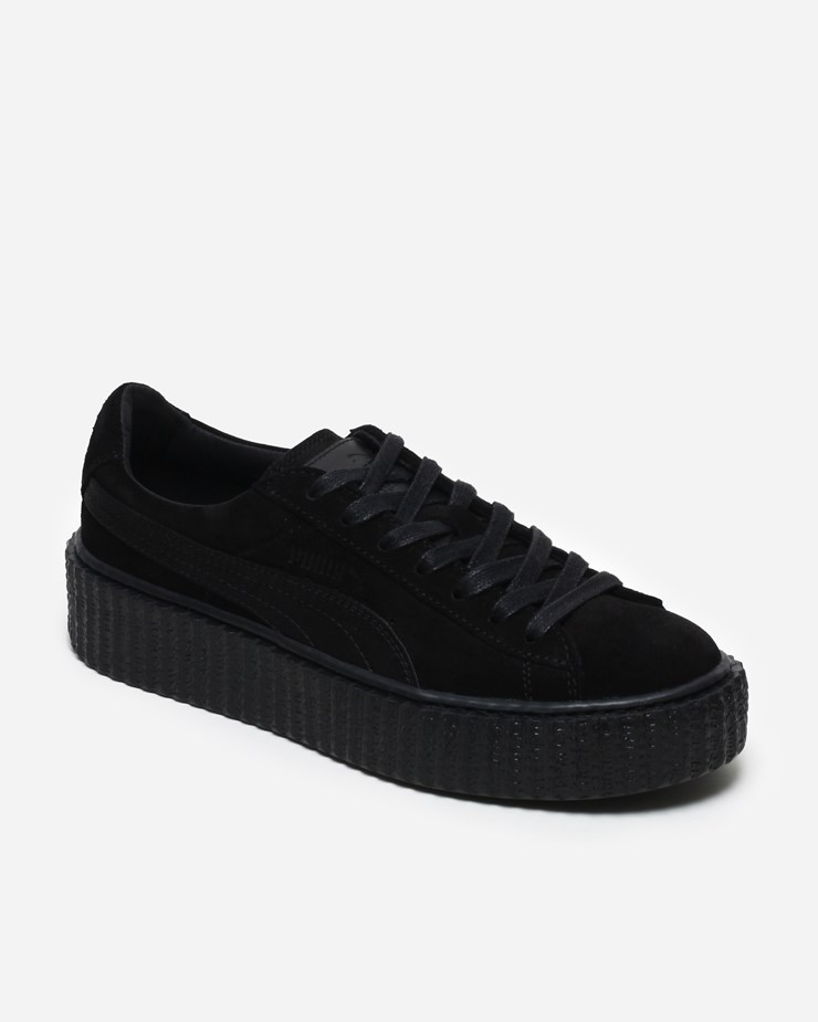 newest d048a 5f11e Puma Fenty by Rihanna x Puma Creeper 362268 001 | Black ...