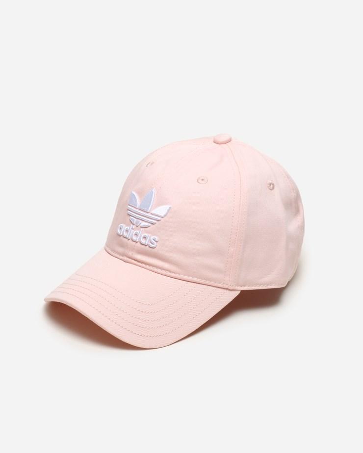 26d1d5a5237 Adidas Originals Trefoil Cap Blush Pink