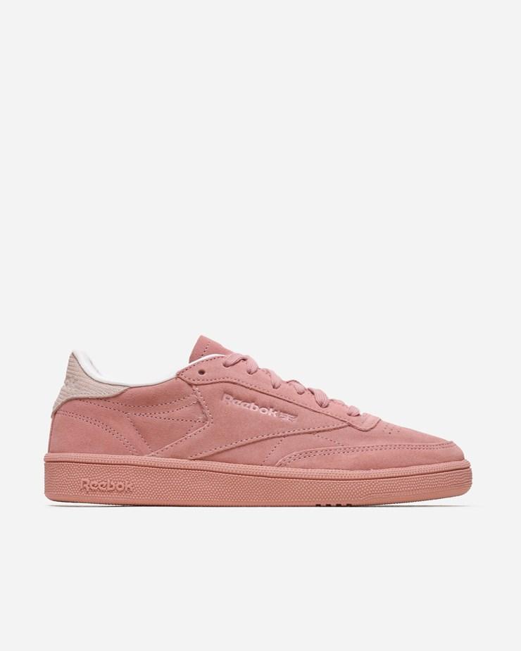 e991fa7c3e4 Reebok Club C 85 NBK Chalk Pink Pale Pink