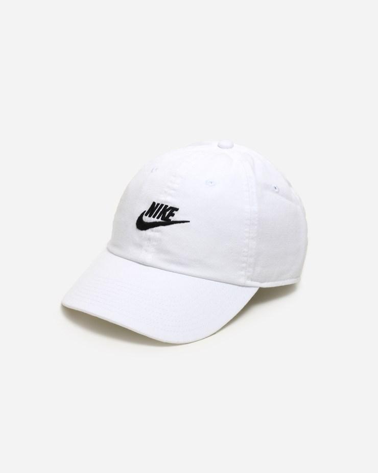 0c9fcd9186e Nike Sportswear H86 Cap Futura Washed 913011 100