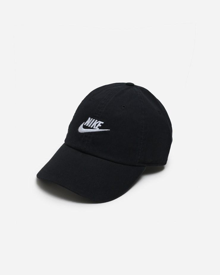 db5a0e8e74d Nike Sportswear H86 Cap Futura Washed 913011 010