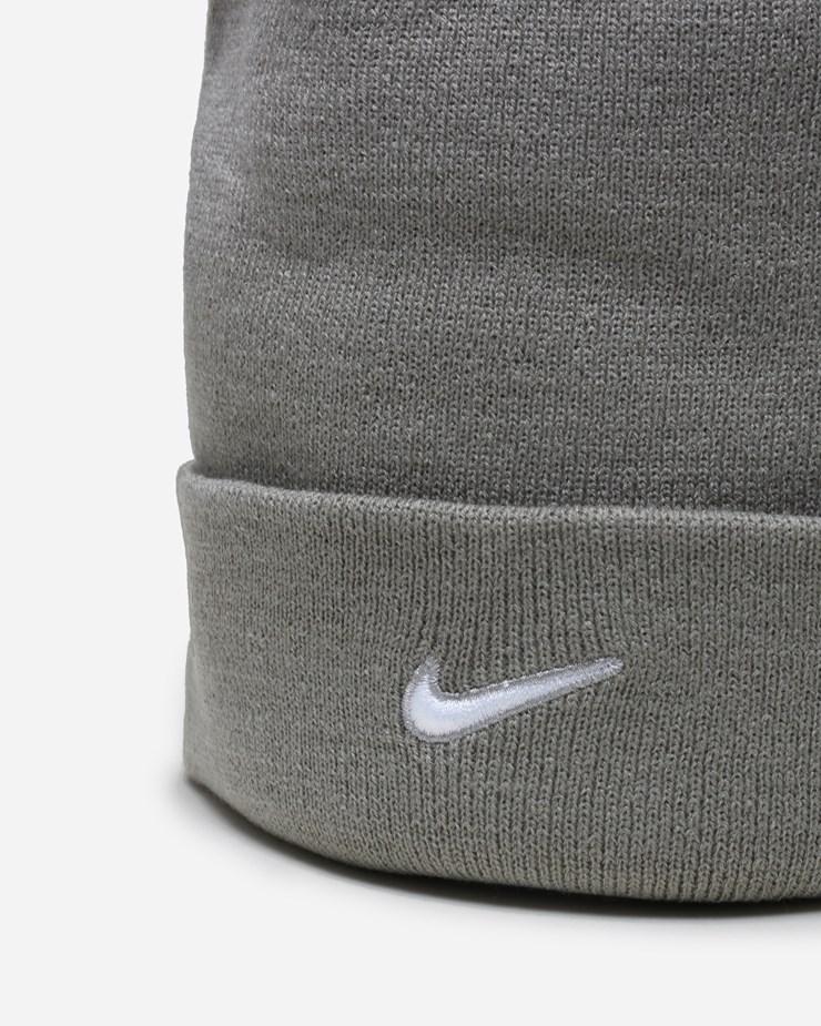 465d6edad3c Nike sportswear team sideline beanie medium grey white jpg 498x622 Nike  team sideline beanie black