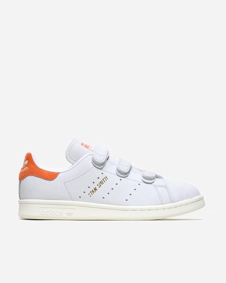 sale retailer 03e7c 57b40 Adidas Originals Stan Smith CF W Crystal White