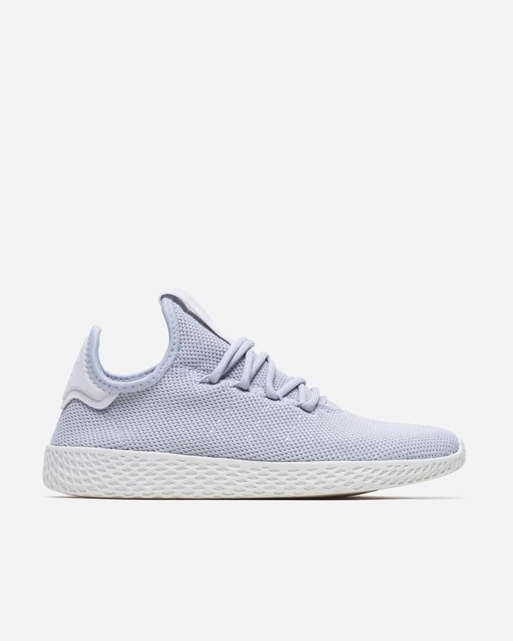 d88a7cabc Adidas Originals Pharrell Williams x Adidas Originals Tennis Hu Light Solid  Grey