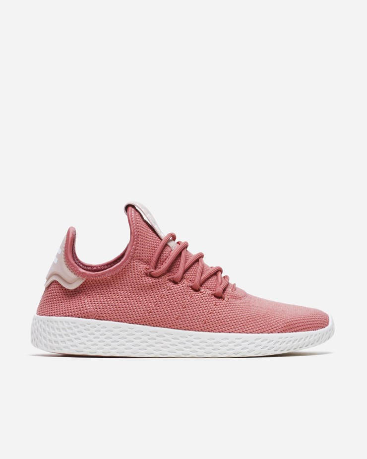 7231c0a68448 Adidas Originals Pharrell Williams x Adidas Originals Tennis Hu Ash Pink