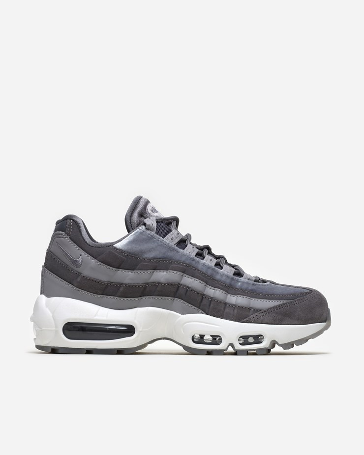 Nike Sportswear Air Max 95 LX Gunsmoke Atmosphere White 17bd43dba