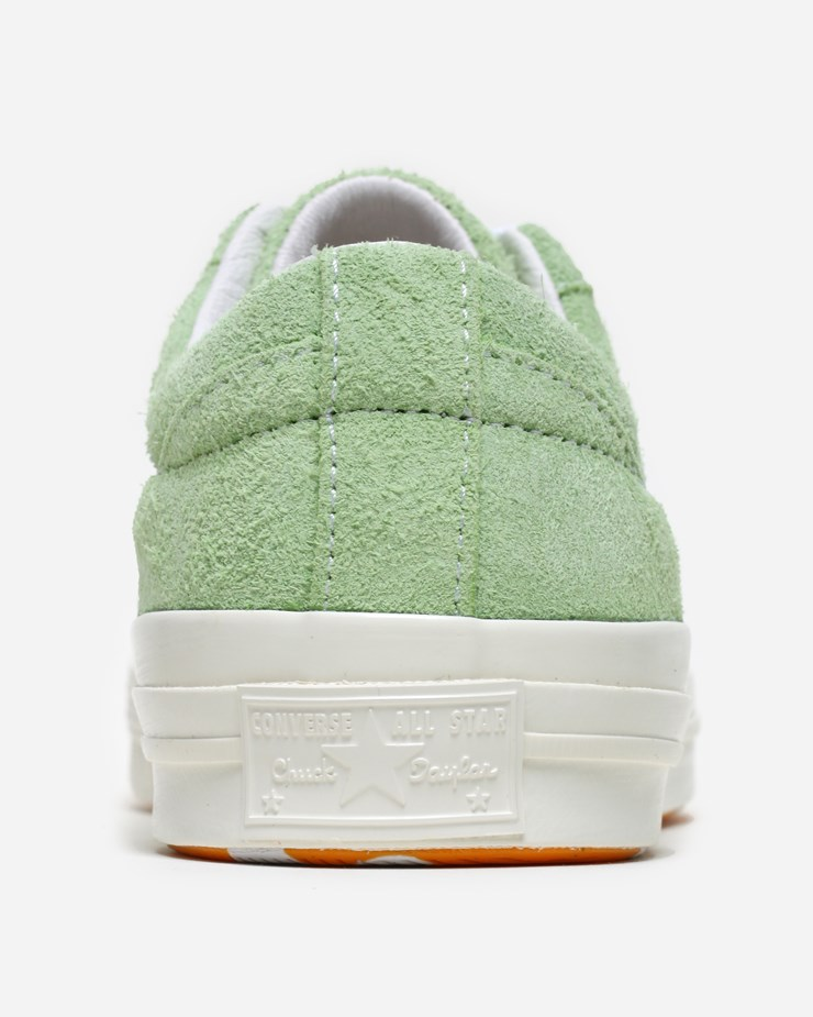 8261f6829f03d0 Converse Tyler the Creator x Converse One Star Jade Lime
