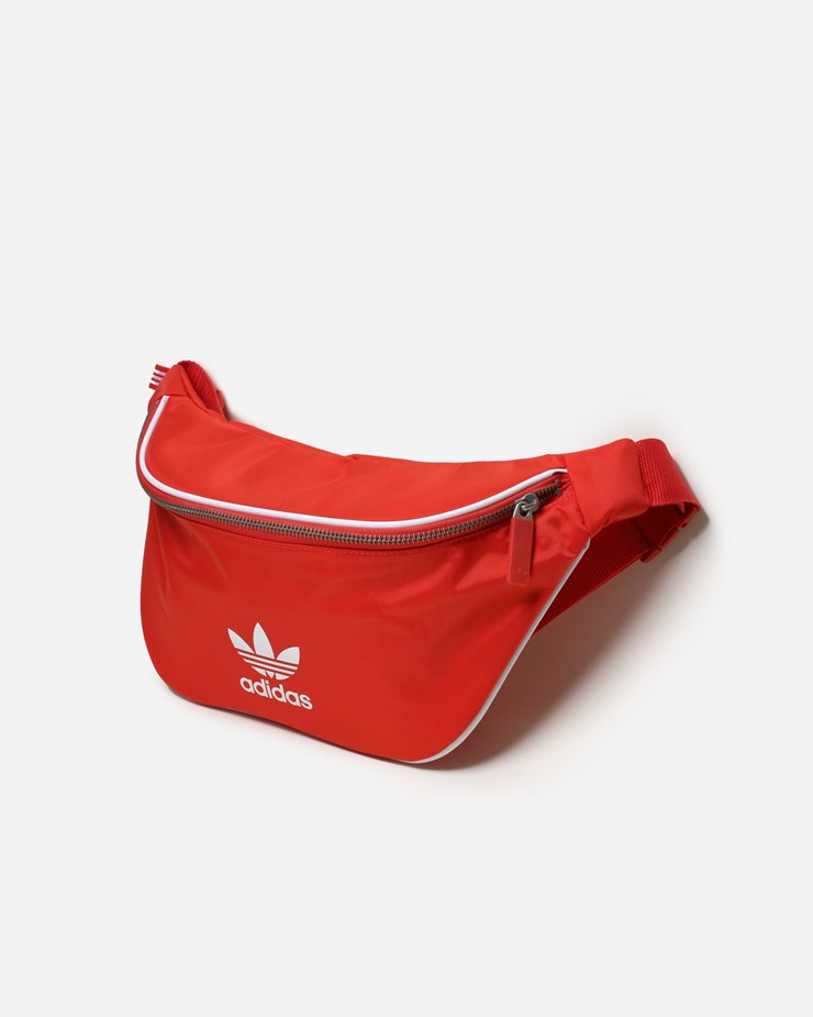 156be4c9687 Adidas Originals Waist Bag CW0611 | Trace Scarlet Bags & purses ...
