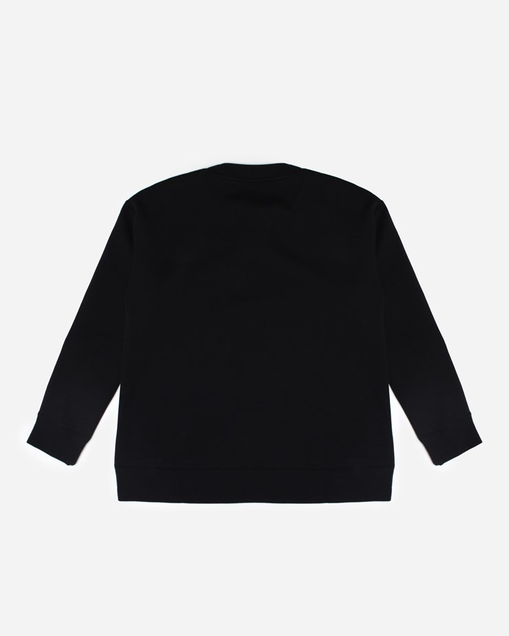 727f0fa6485f8b Adidas Originals Crew Sweater CE2431 | Black Sweatshirts| Clothing ...