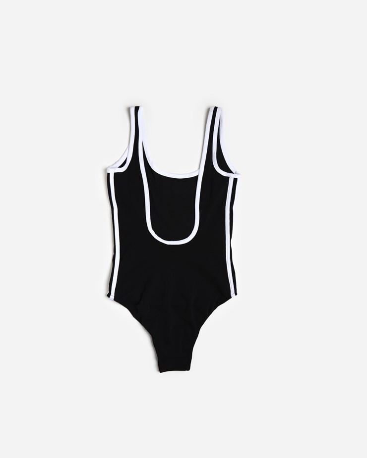 e544e221 Adidas Originals 3-Stripes Body CE5600 | Black Tops| Clothing - Naked