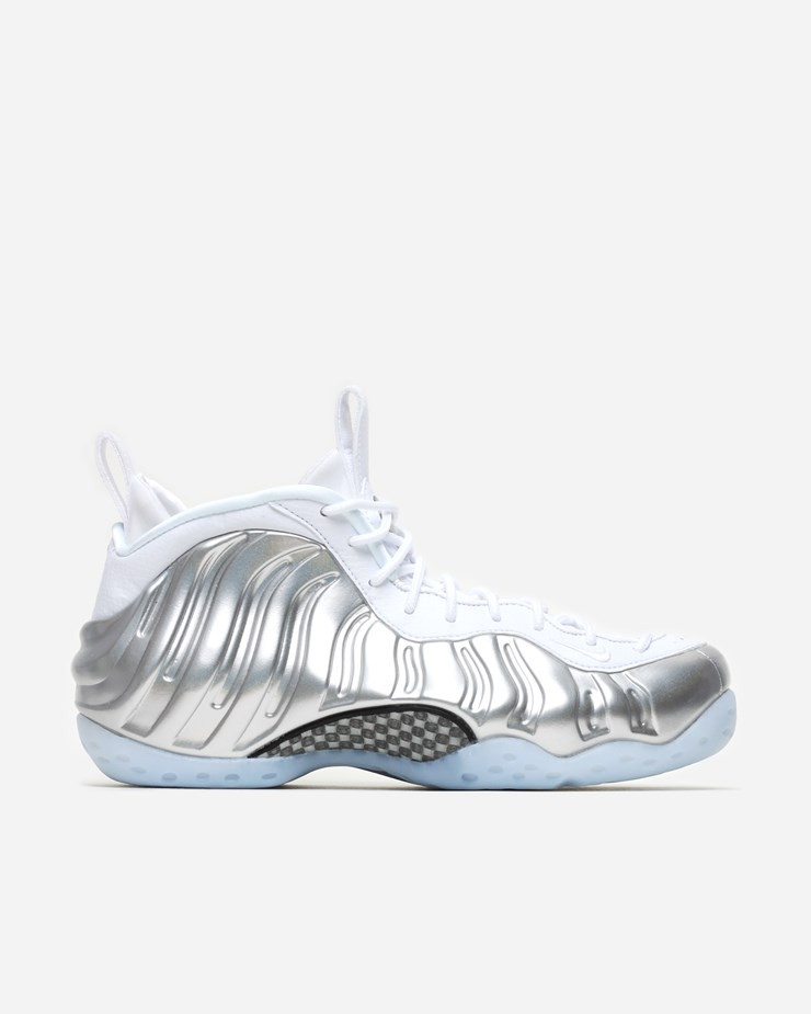 f324c326053 Nike Sportswear Air Foamposite 1 White Chrome
