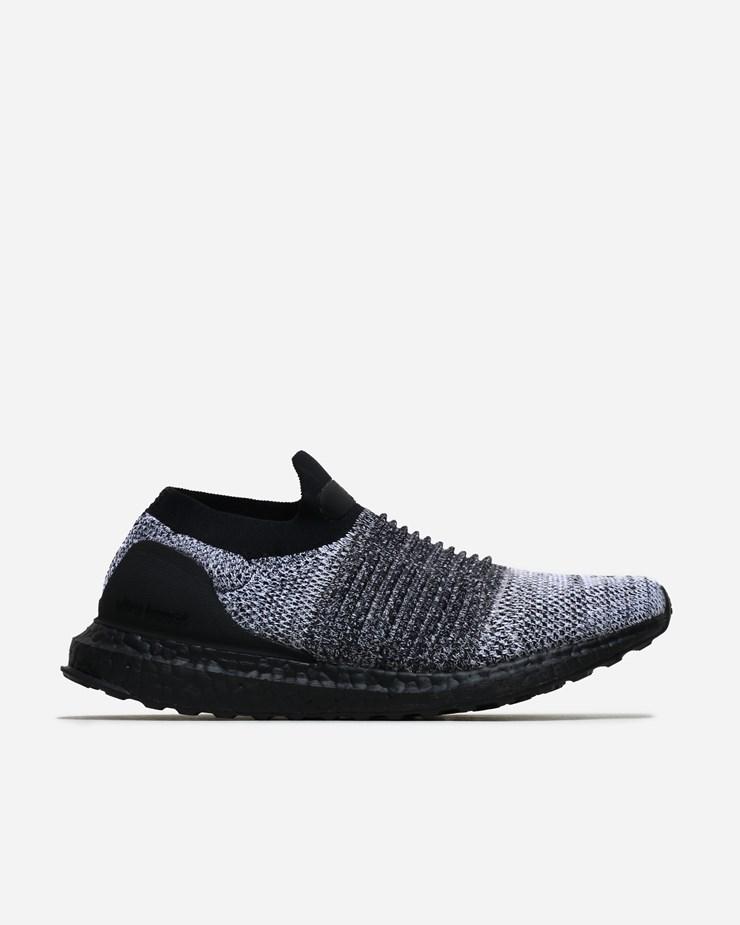 Adidas Originals UltraBOOST Laceless Core Black | BB6137 – Naked