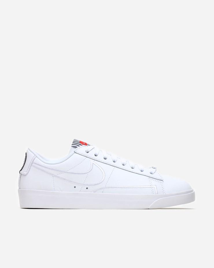 f3a623c1393b Nike Sportswear Blazer Low SE LX AJ0866 100