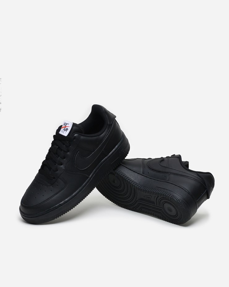 Nike Air Force 107 QS Velcro Swoosh Pack White AH8462-102
