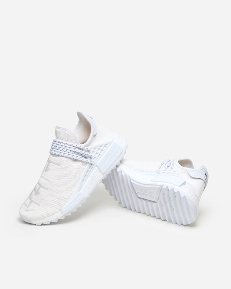 reputable site 4a6e6 7d559 Adidas Originals PW Hu HOLI NMD BC AC7031   Cream White   Footwear ...
