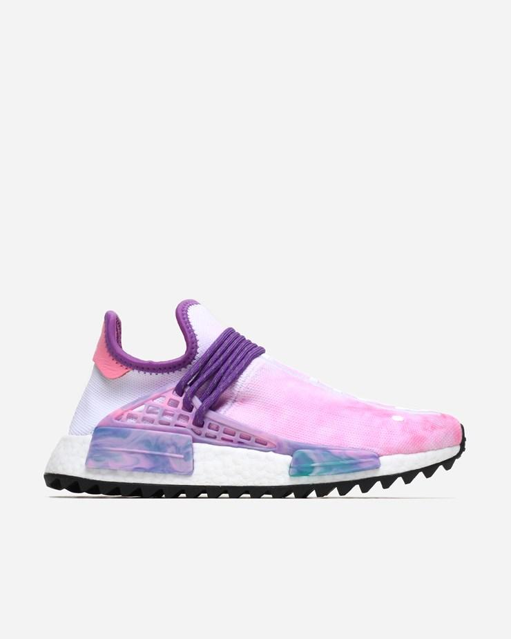 690cbfd07a7da Adidas Originals PW Hu HOLI NMD MC Pink Glow.  res.PriceFrom. Pharrell  Williams and ...