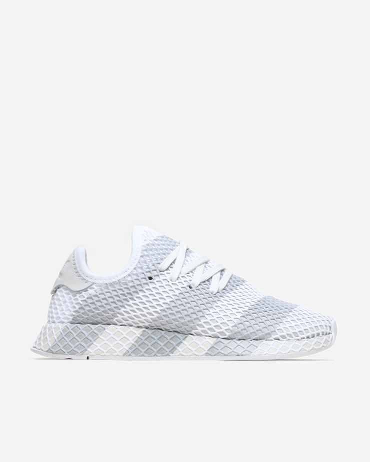 cheap for discount 10eee e0a56 Adidas Originals Adidas Consortium Deerupt White
