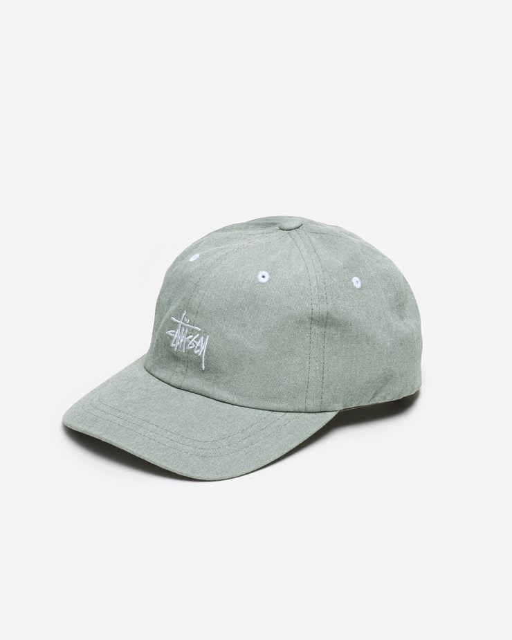 54cc6886838 Stussy Washed Stock Low Pro Cap 131791 0401