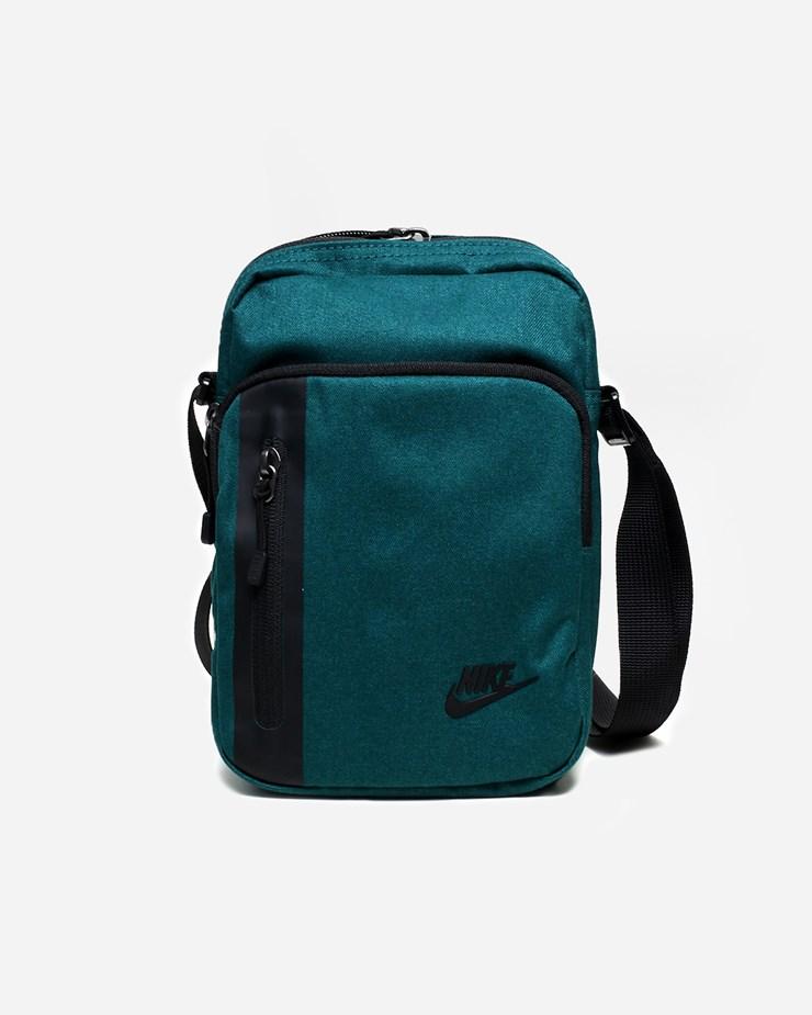 1f63972b6b Nike Sportswear Tech Small Items Bag Atomic Teal Black Black