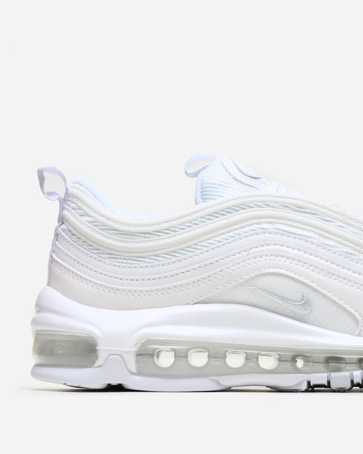 save off 992ca 91a5a Nike Sportswear Air Max 97 921733 100   White Pure Platinum ...