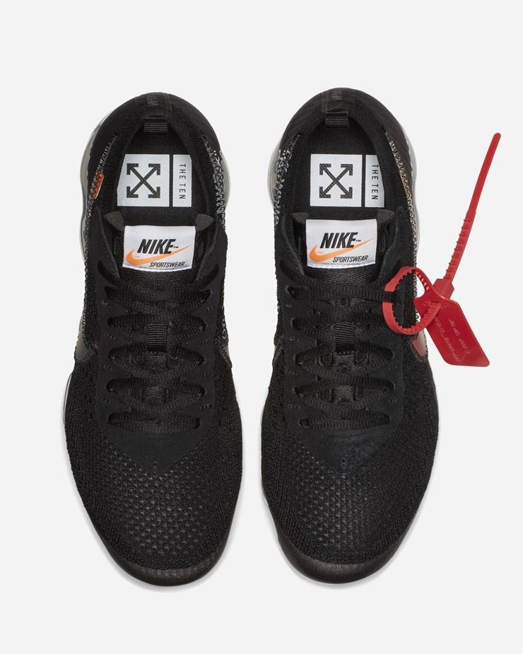 801253c18d1aa Nike Sportswear OFF WHITE x Nike Air Vapormax FK AA3831 002