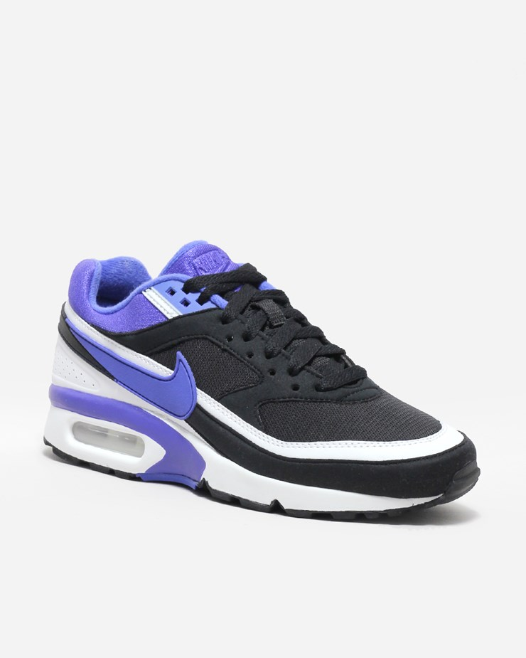 Nike Sportswear Air Max BW 821956 001 BlackPersian Violet  BlackPersian Violet